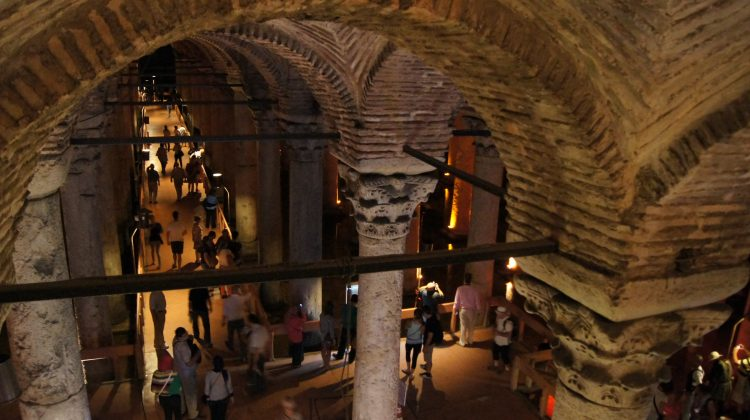 Basilica Cistern Pics – What can you see in Basilica Cistern