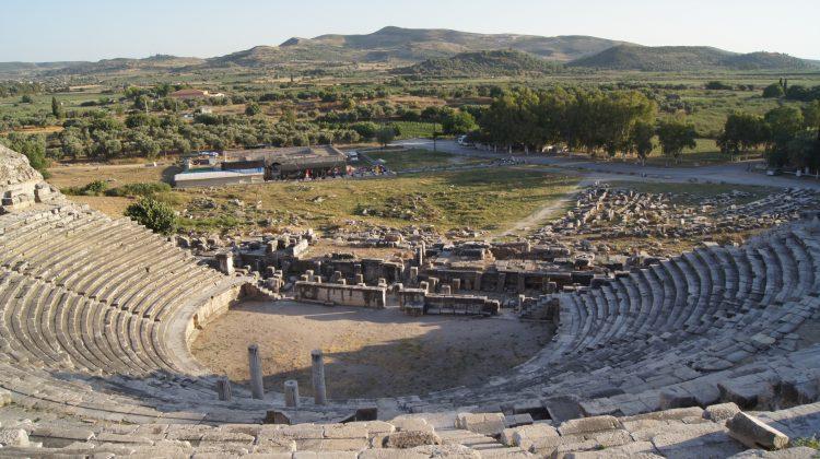 Miletus pics – What can You See in Miletus