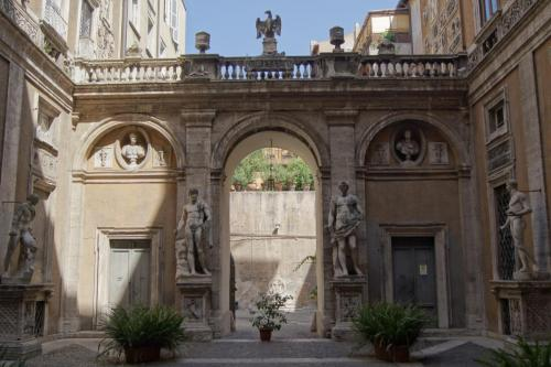 Jewish Ghetto, Rome